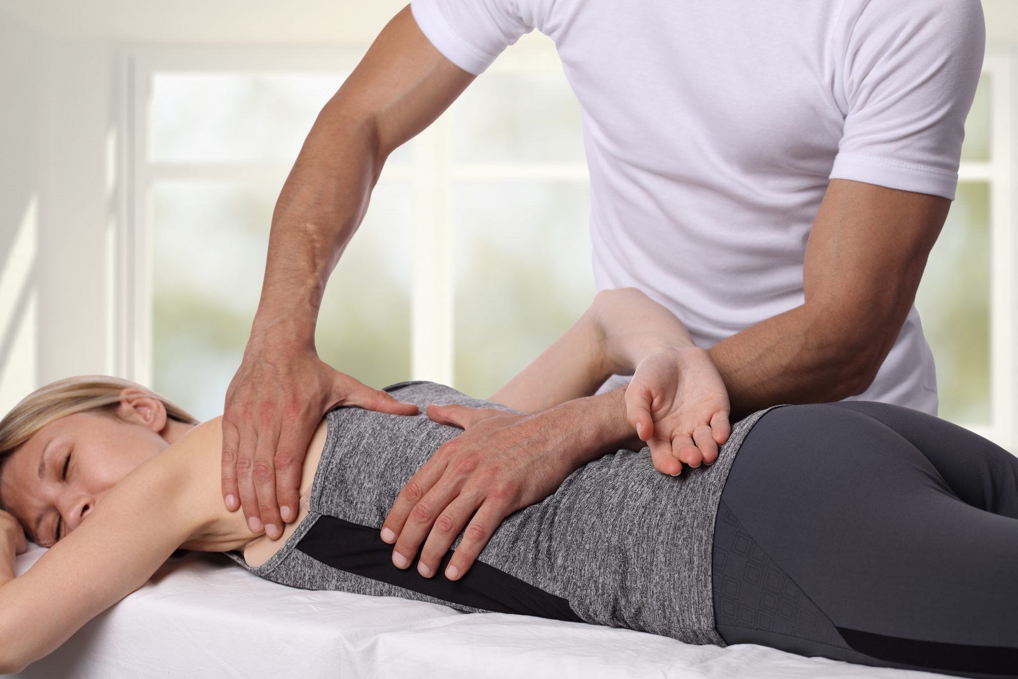 Physical Therapy & Chiropractic Treatments